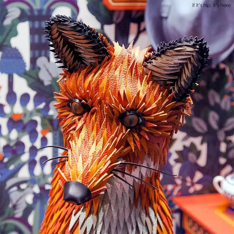 zim and zou foxes den window display hermes2 IIHIH