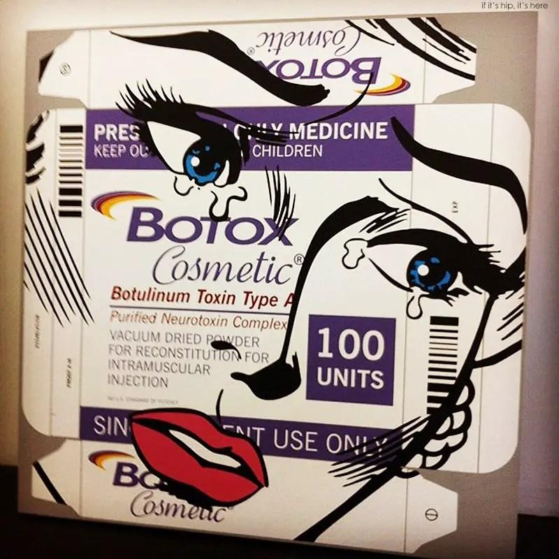 Botox ben frost full size painting IIHIH