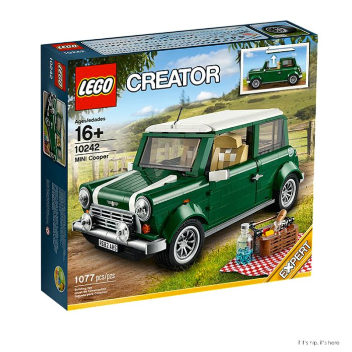 LEGO Mini Creator Series boxed IIHIH