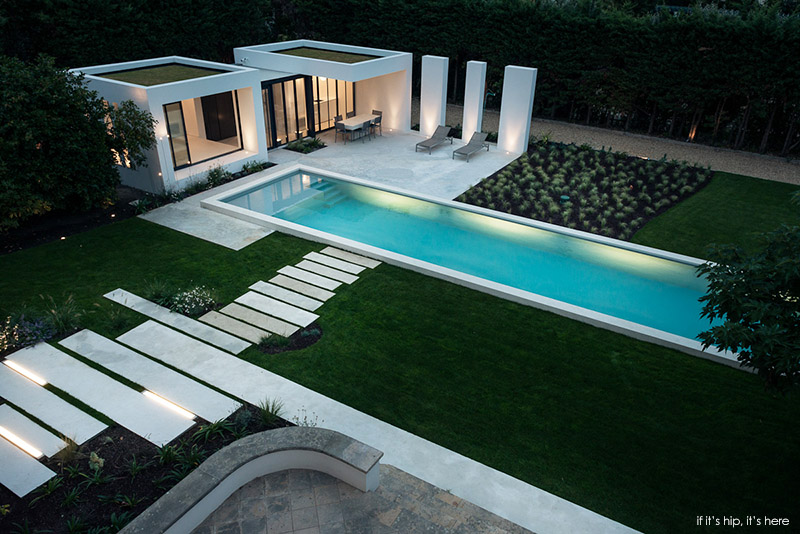 Gorgeous Modern Pool House In Basque Country By Atelier Dc