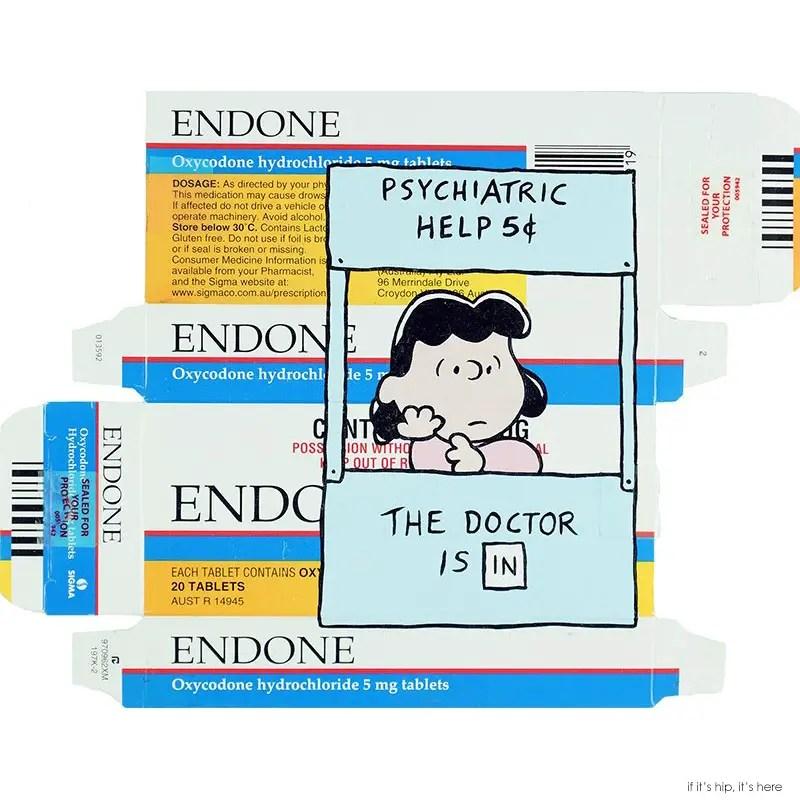 the doctor is in Ben frost IIHIH