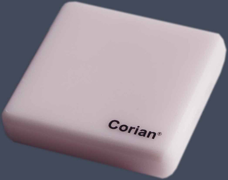 Corian Strawberry-Ice sample | if it's hip, it's here