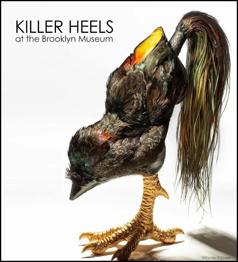 Killer Heels exhibit hero IIHIH