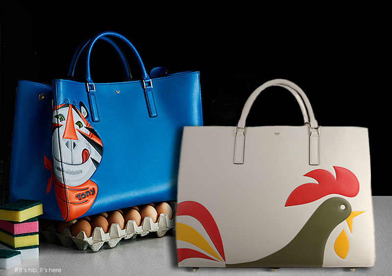 Cereal-Inspired Clutches and Bags