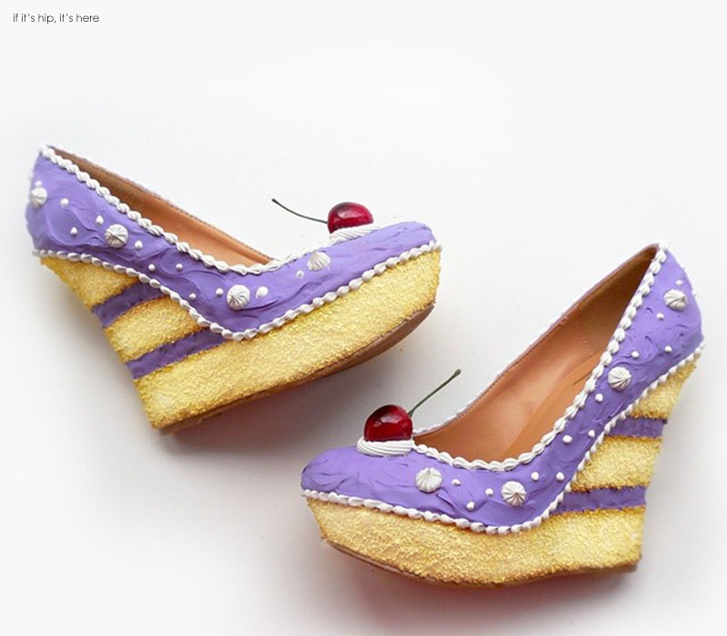 Wearable Confections From Shoe Bakery Will Give You A ...