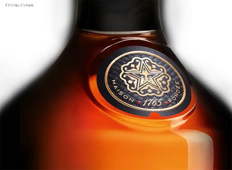 hennesey cognac bottle by shepard fairey3 IIHIH