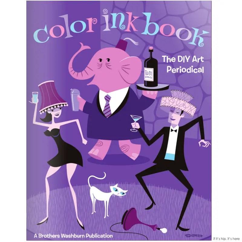 Color Ink Book Volume 21 IIHIH