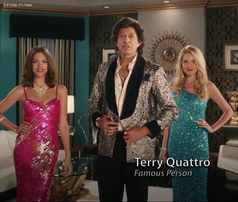 Terry quattro famous person