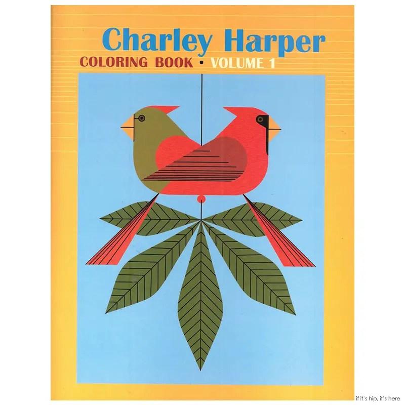 charley harper coloring book volume 1 IIHIH