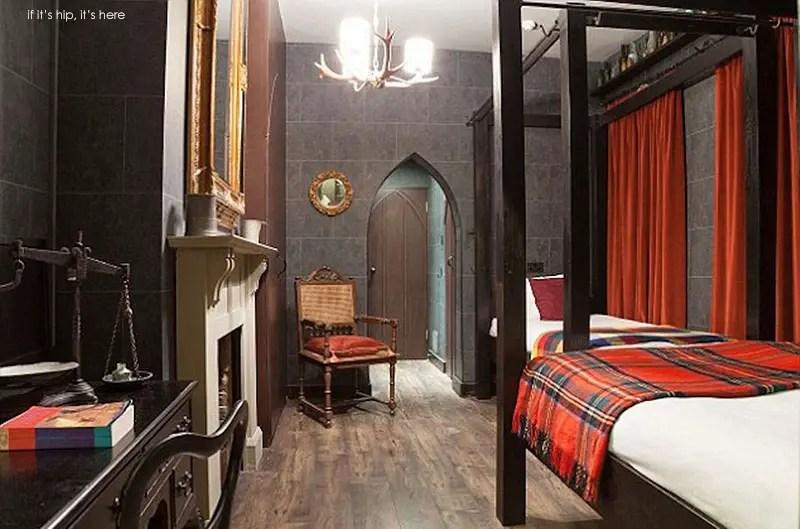 georgian hotel HP rooms 4 IIHIH