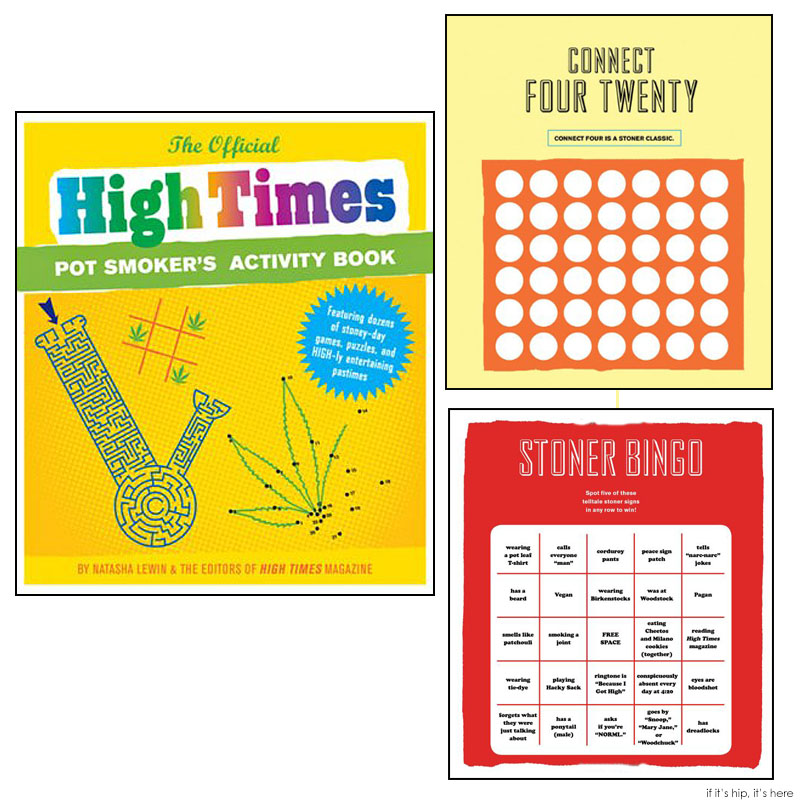 official high times activity book IIHIH