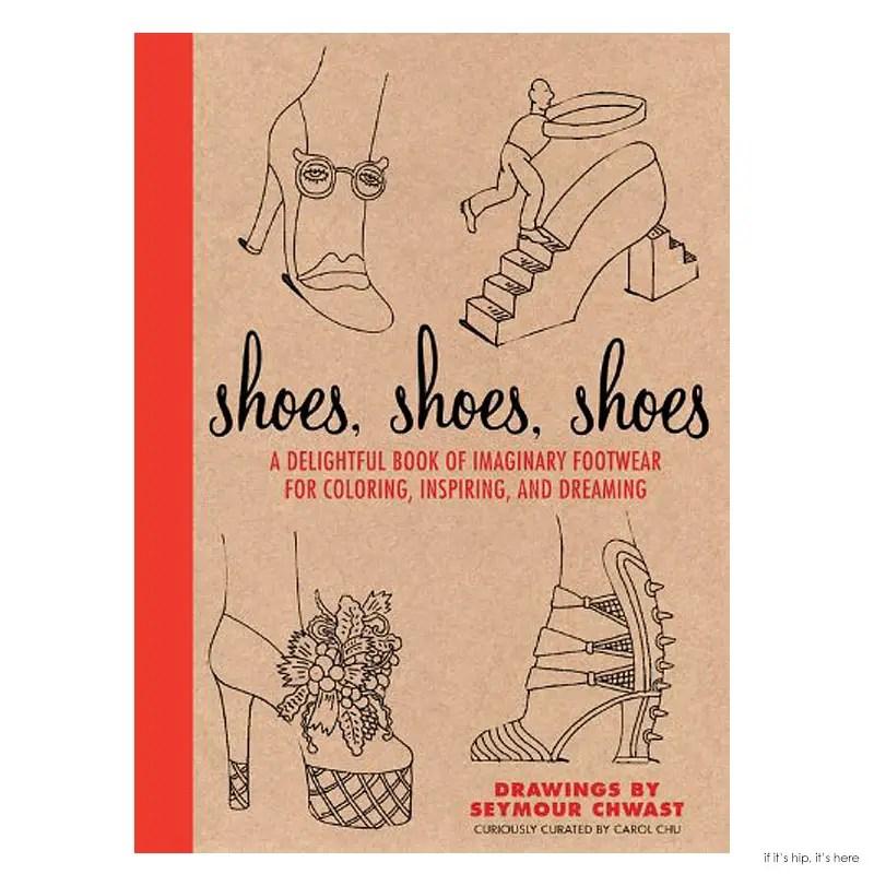 shoes shoes shoes seymour chwast IIHIH