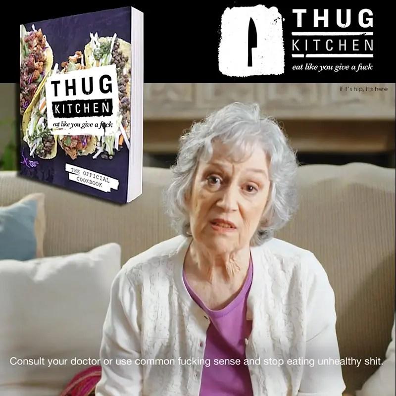 thug kitchen hero