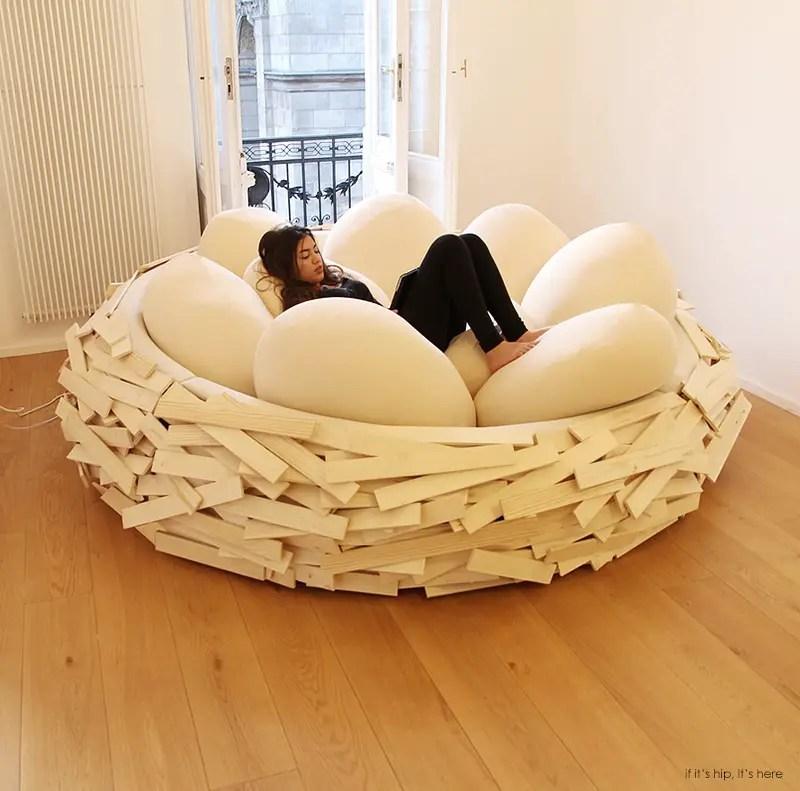 Image Result For Giant Birdsnest Bed