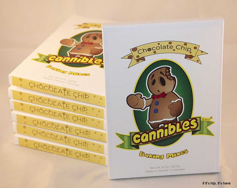 Cannibles baking mixes IIHIH