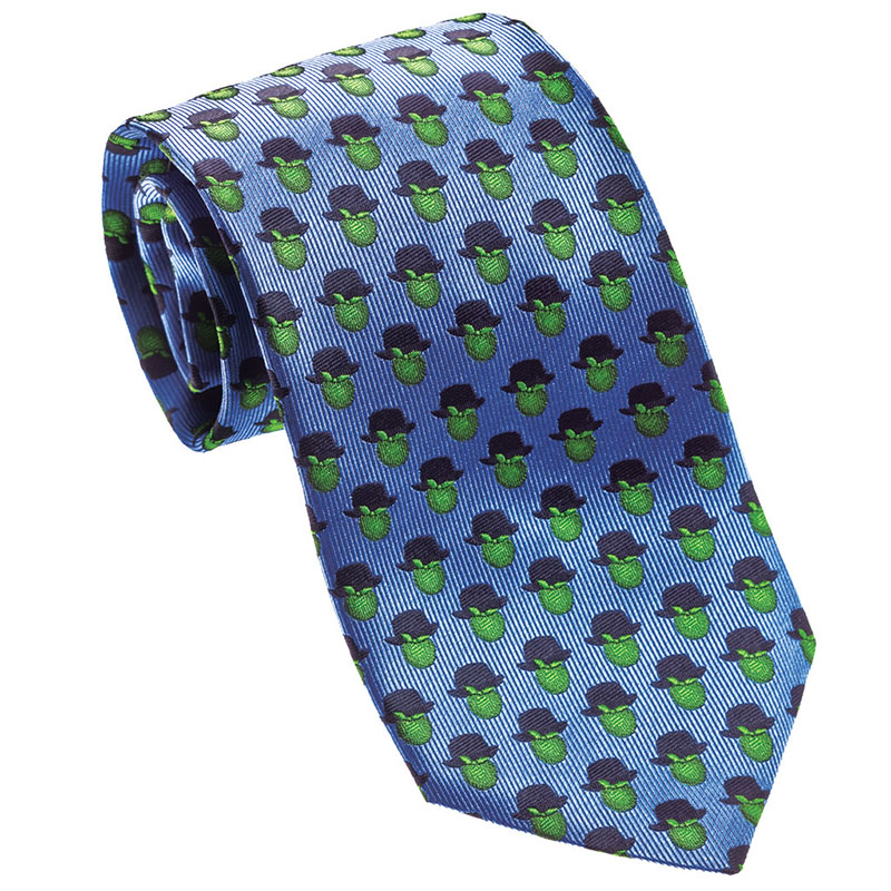 apples_hats magritte tie