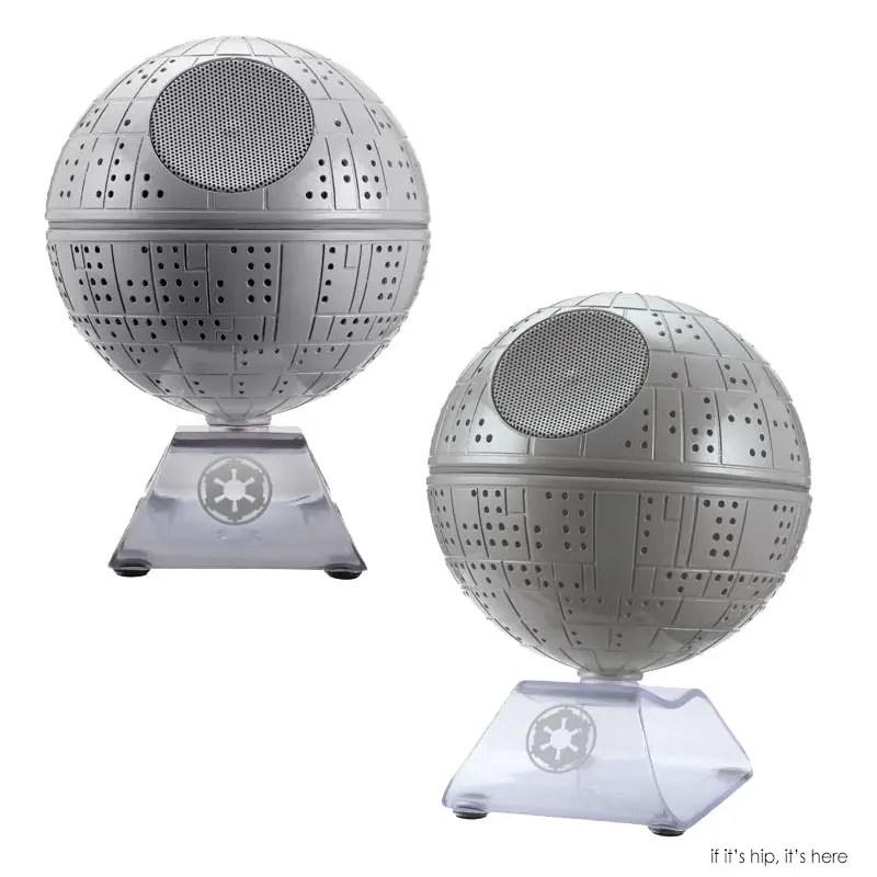 death star wireless speaker IIHIH