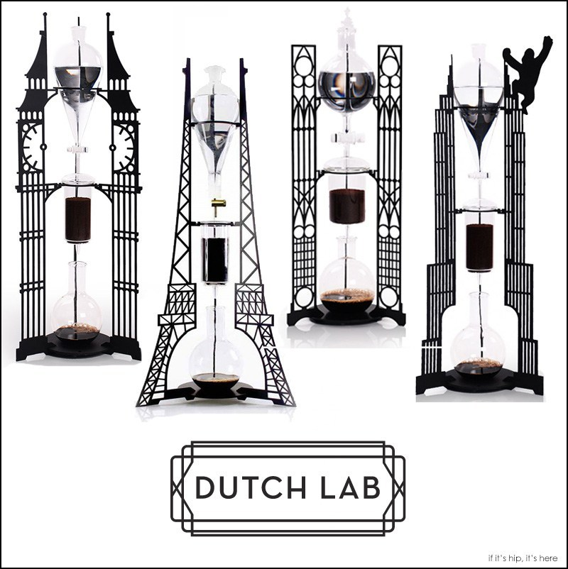 Dutch Lab Cold Drip Coffee Machines