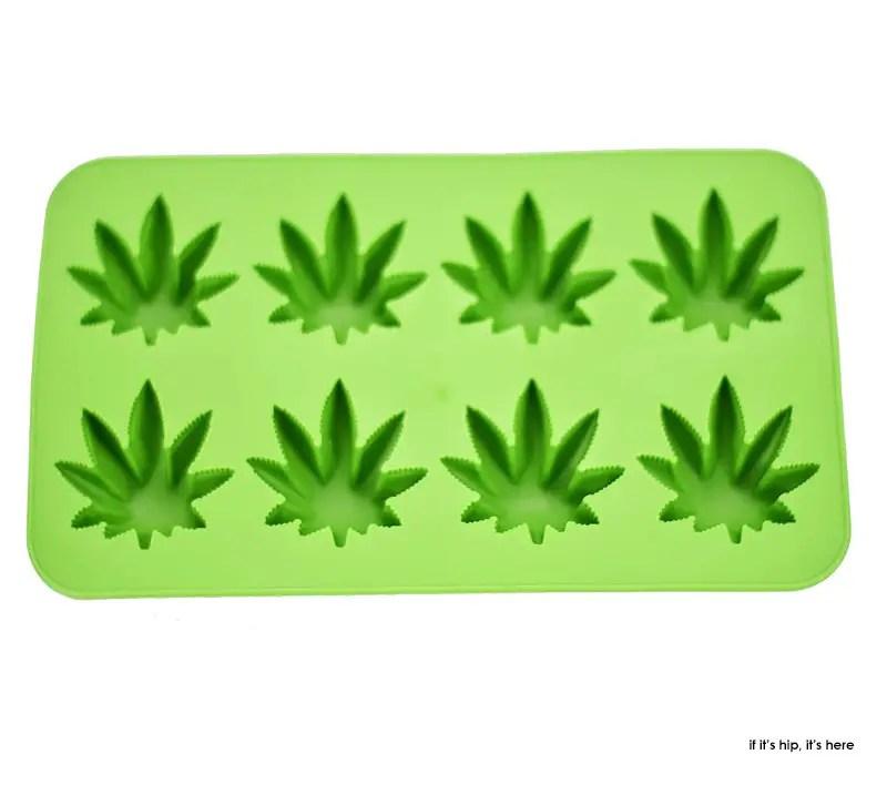 marijuana leaf silicone moldI IHIH