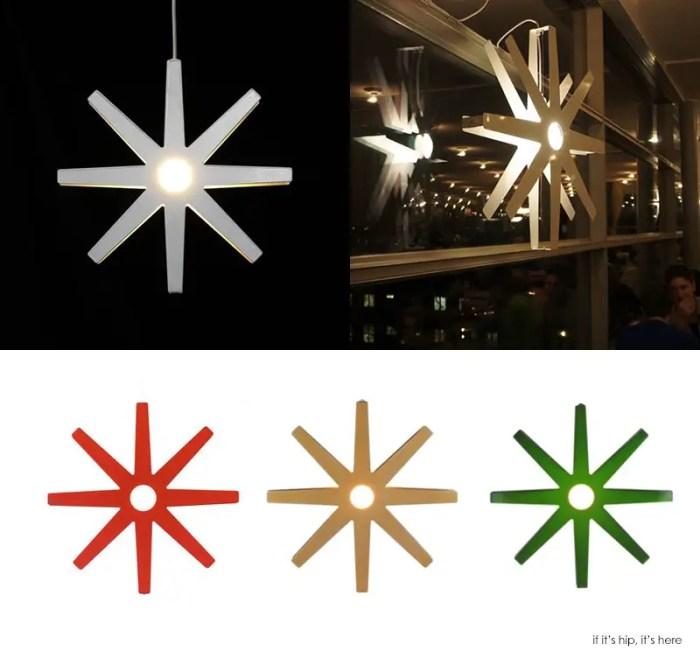 Fling lacquered steel lamp BSweden IIHIH