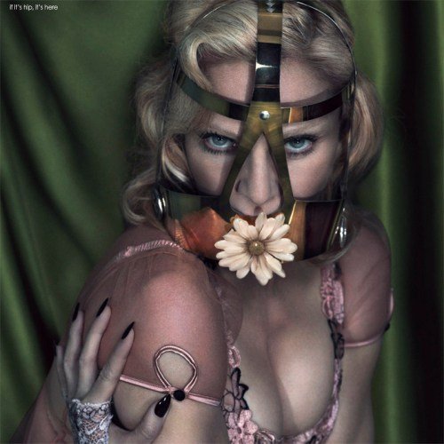Read more about the article A Risqué Madonna for Interview Magazine. 15 Fab Photos by Mert & Marcus.