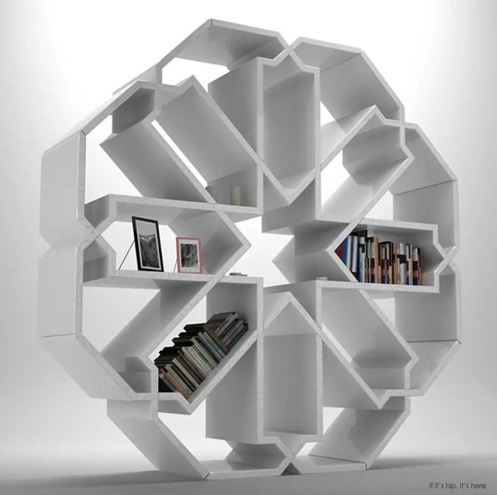 Snowflake-Inspired Modern Home Furnishings
