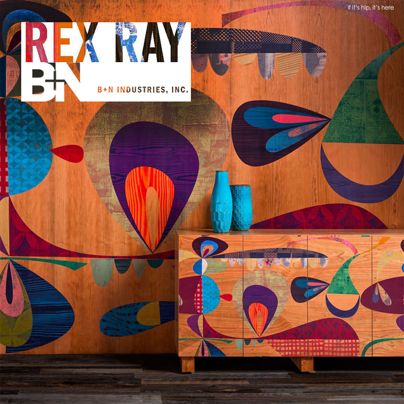 Rex Ray for B+N Industries