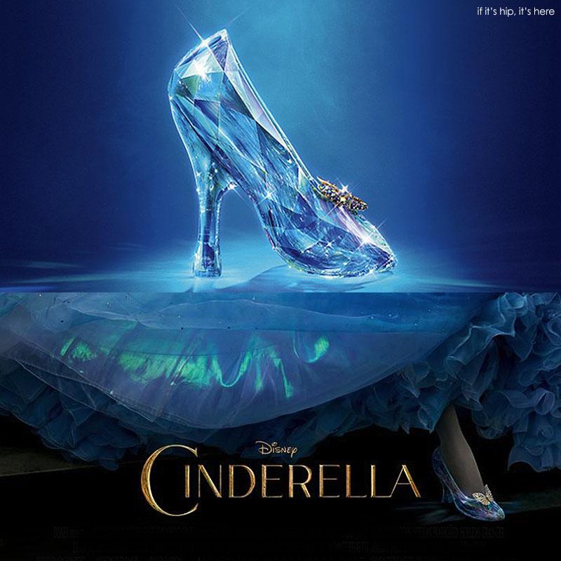 Shoe Brands Update Cinderella's Glass Slipper