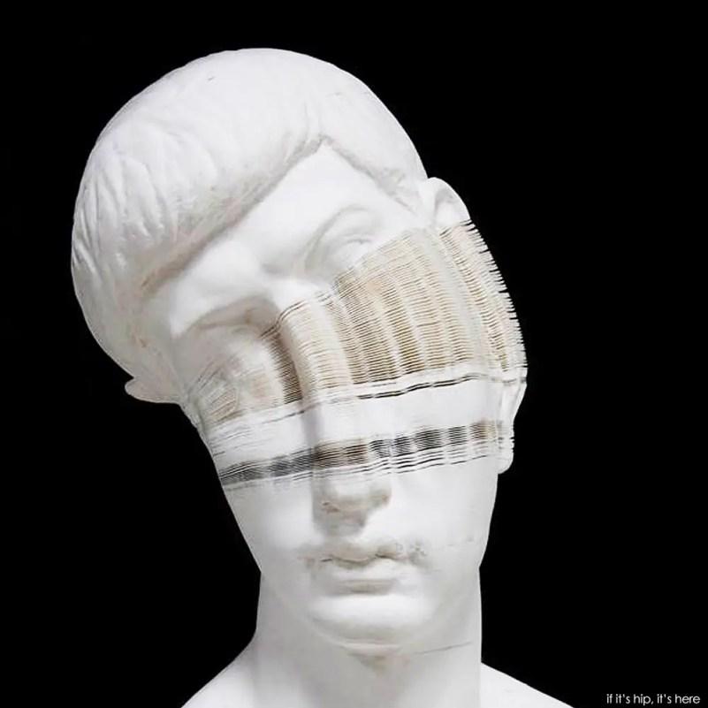 Paper Sculptures by Li Hongbo