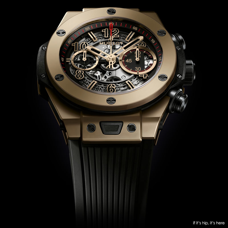 hublot magic-gold watch 1 IIHIH
