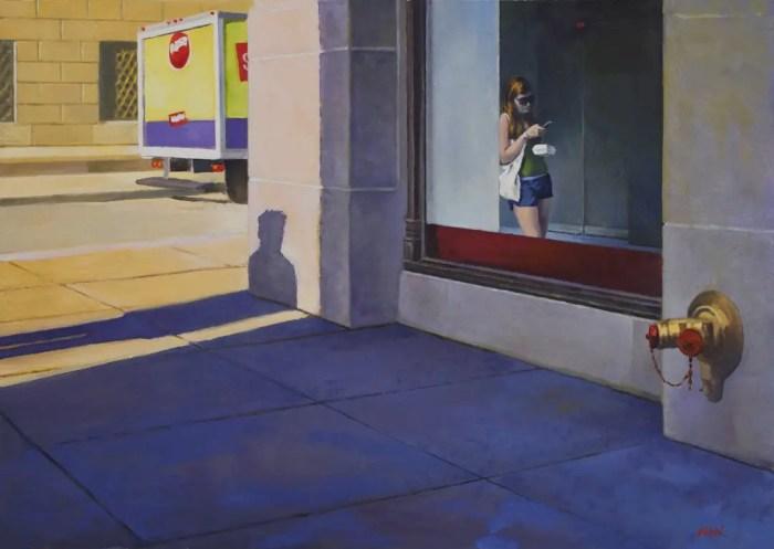 New Work by Nigel Van Wieck