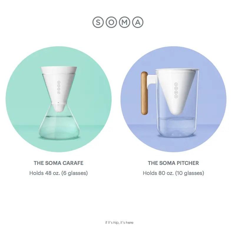 soma carafe and pitcher IIHIH