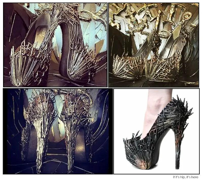 GoT heels Quad IIHIH