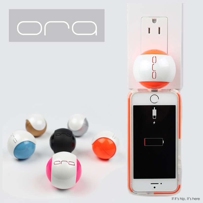 ORA Pod charger