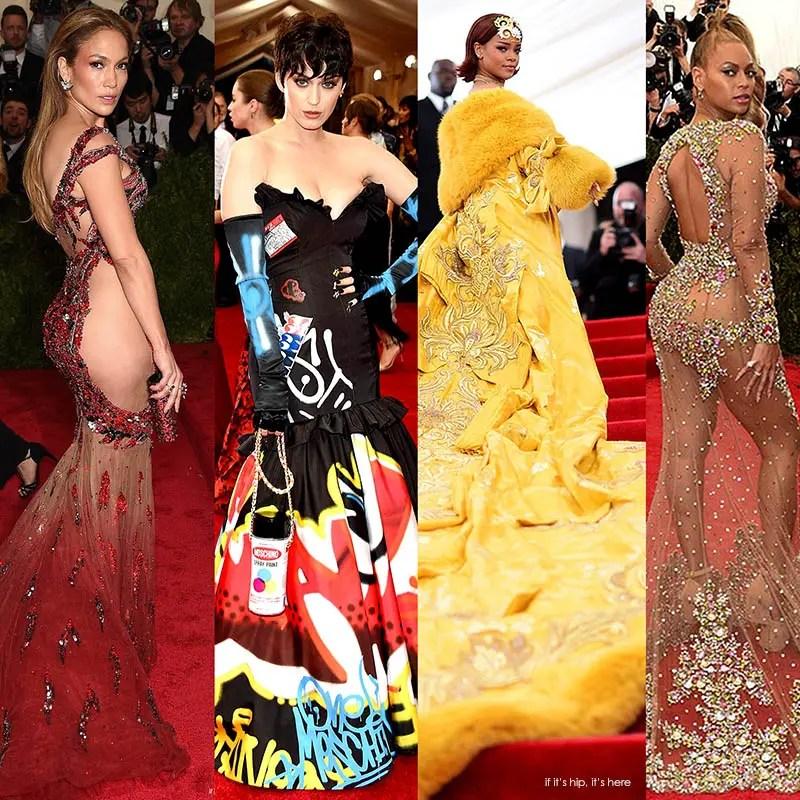2015 Met Gala gowns