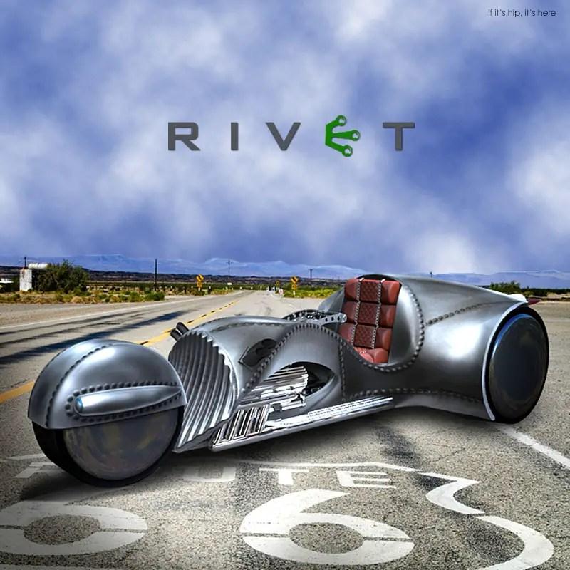 RIVET Steampunk Trike