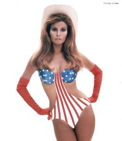 American Beauty: 60 Pin-Ups to Pop Stars Wearing Flag Inspired Fashion.