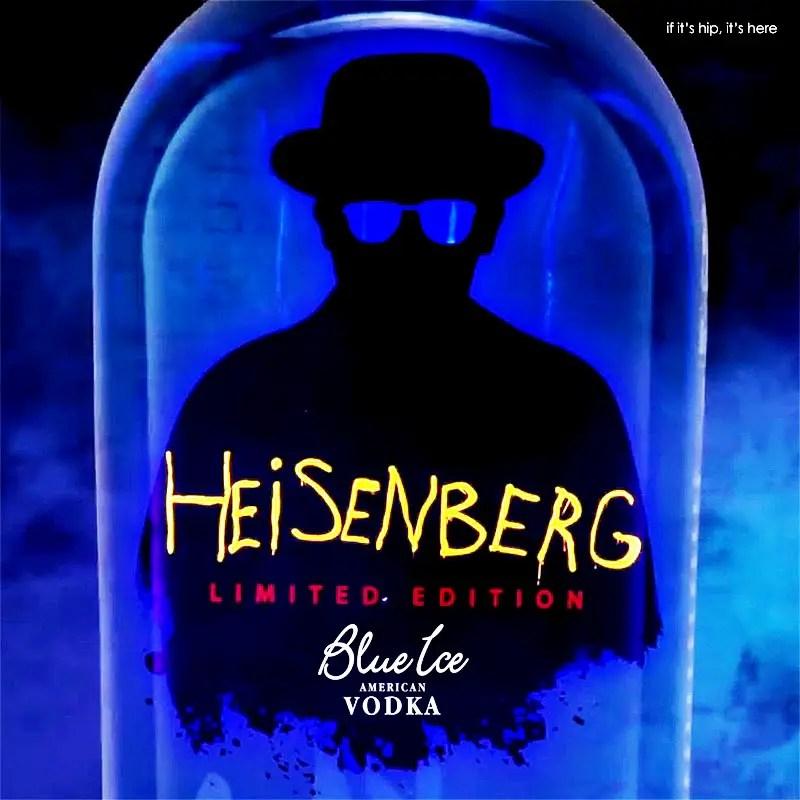 heisenberg limited edition vodka hero IIHIH copy