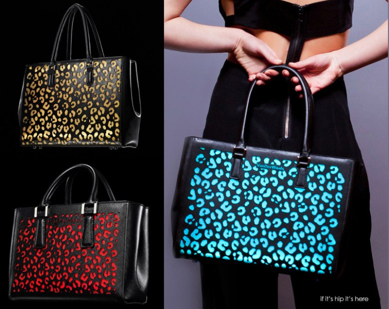 leopard in 3 colors IIHIH