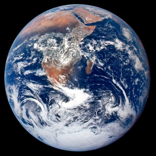 Read more about the article Earth's Good Side. See The Most Famous Photos of Our Planet From Space.