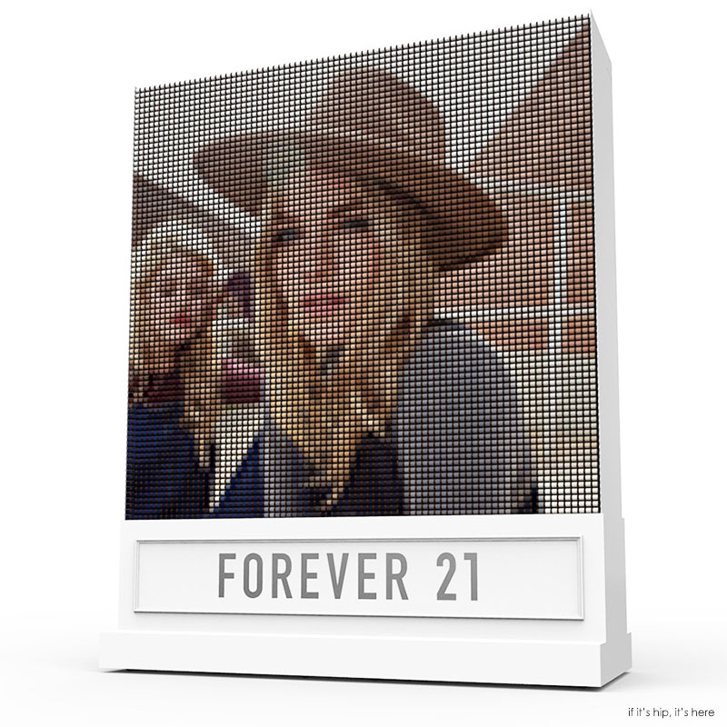 Instagram Photos Recreated by Forever21