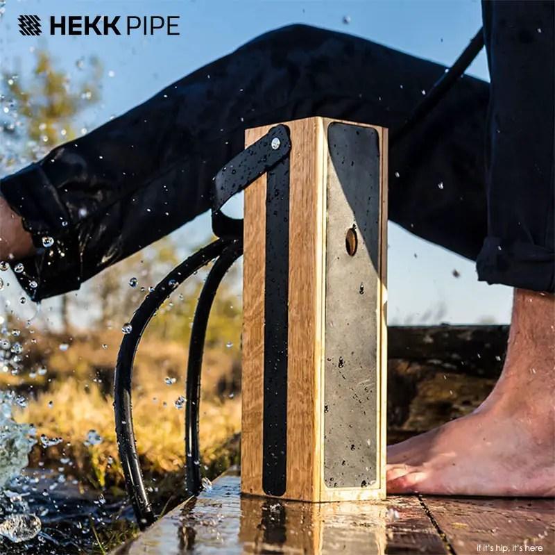 Hekkpipe Portable Hookahs