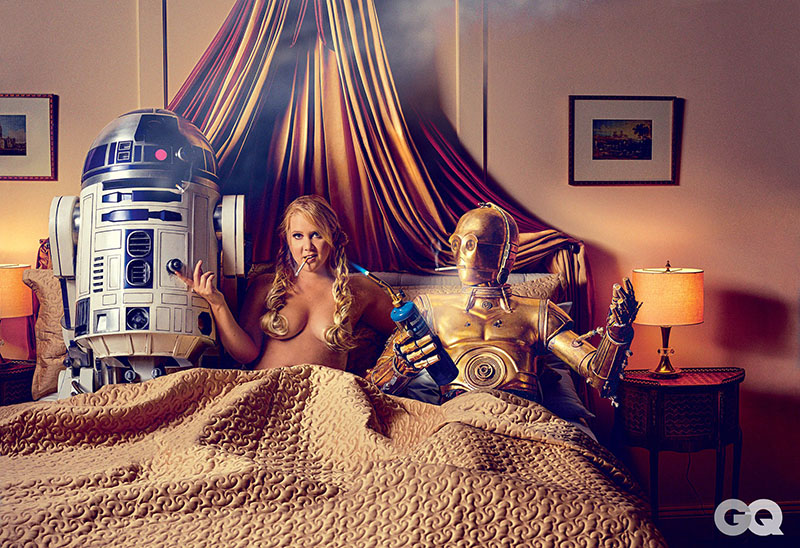 schumer droids in bed full IIHIH