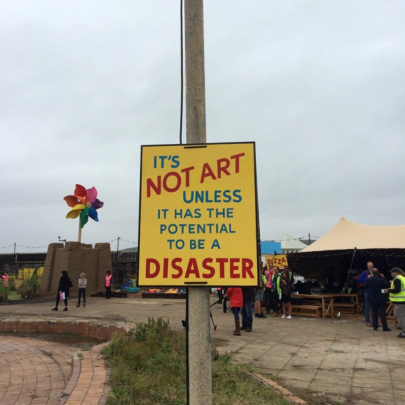 The Art Guide to Dismaland