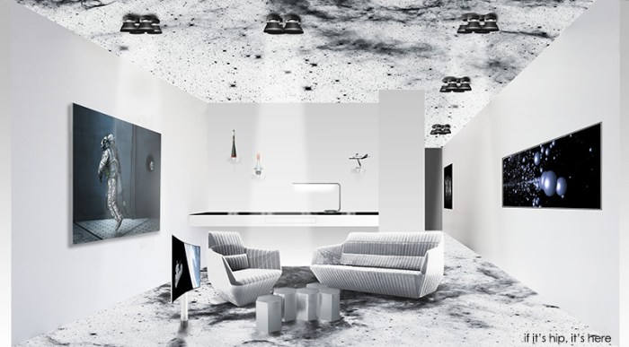 SPACE SUITE BY MICHAEL NAJJAR