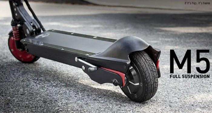 ecoreco scooter M5 IIHIH