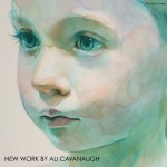 Immerse Yourself in the New Work of Watercolorist Ali Cavanaugh