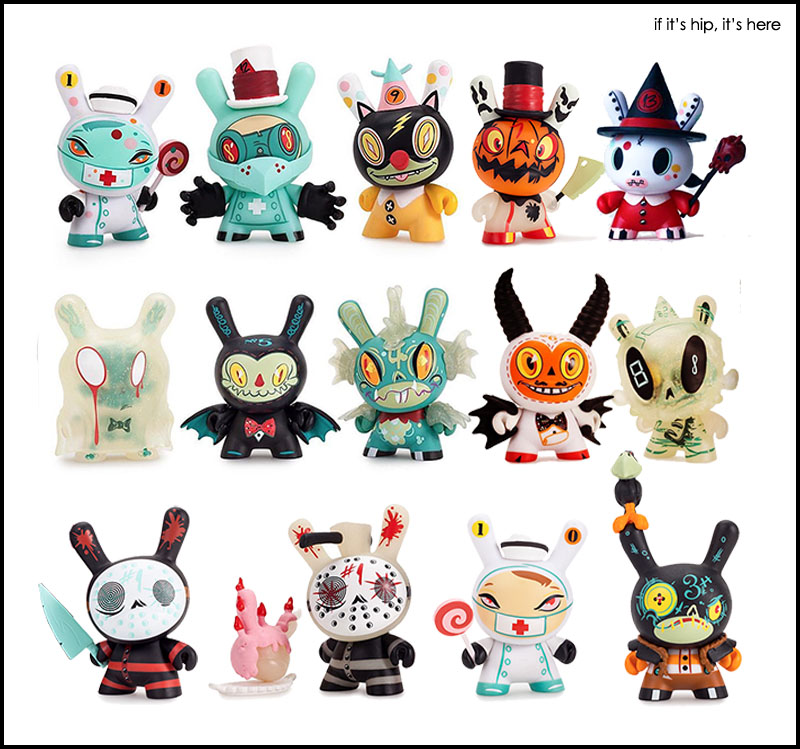 "The ""13"" Dunny Series"