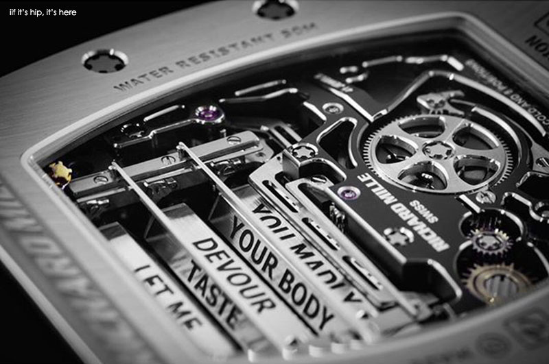 richard mille luxury watch