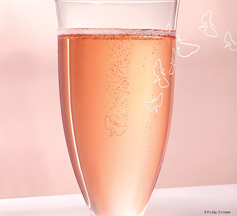 champagne flute cu